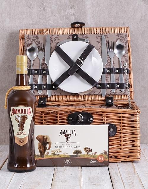 Amarula Picnic Basket