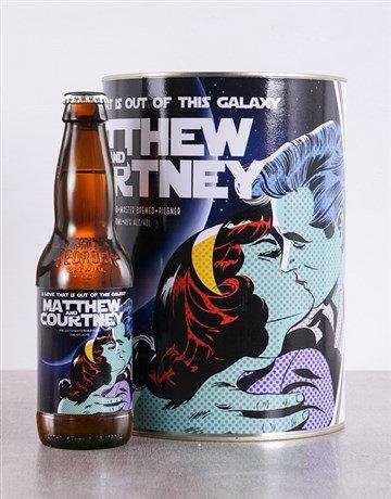 Personalised Galaxy Craft Beer