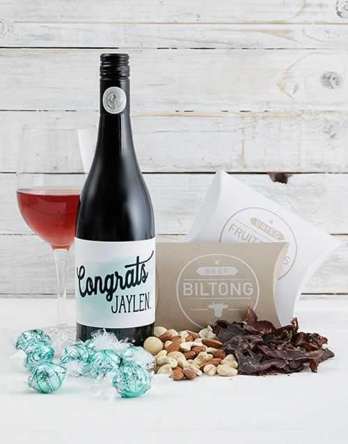 personalised-congratulations-wine