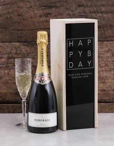 Personalised Birthday Pongracz Crate
