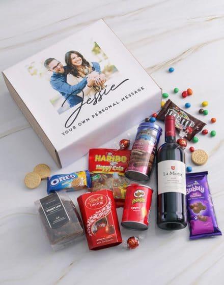 Personalised Photo Gourmet Gift