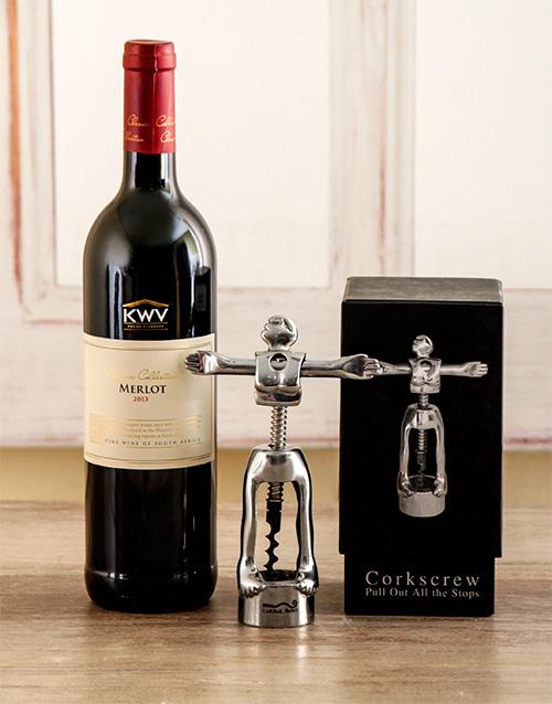 Carrol Boyes Wine Pair
