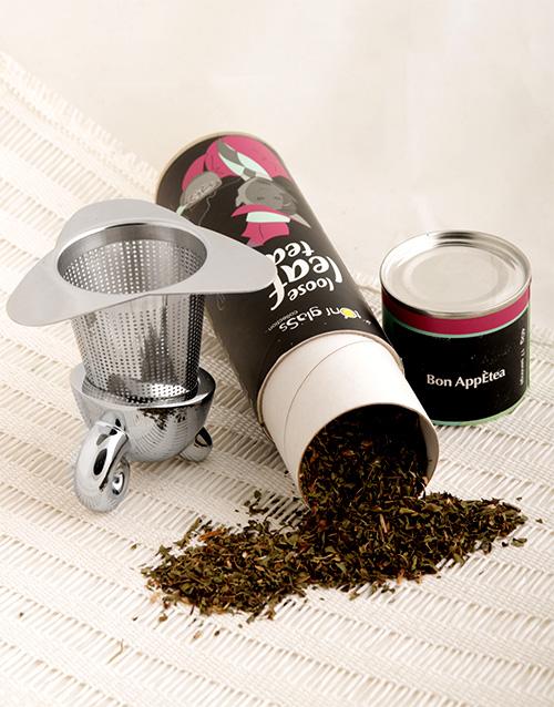 Carrol Boyes Tea Infuser Gift