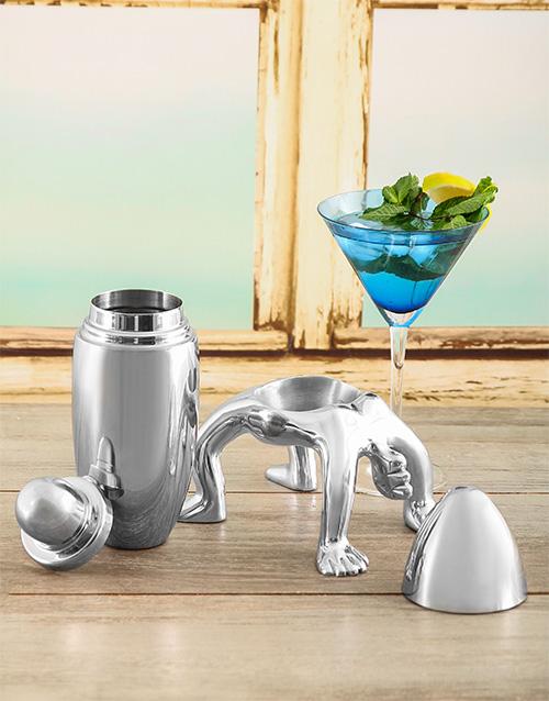 Carrol Boyes Cocktail Shaker