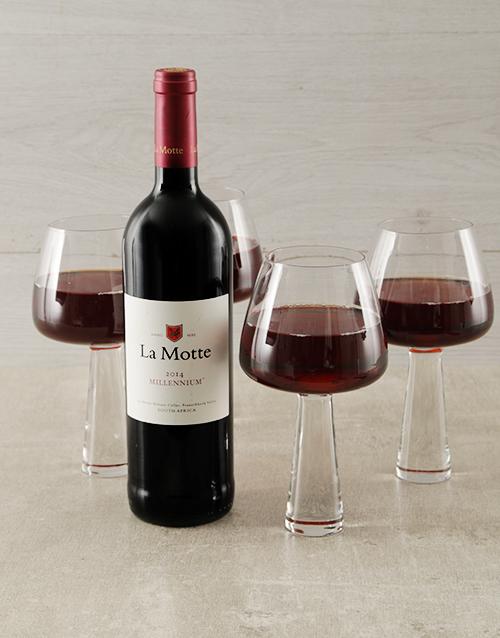 Carrol Boyes Red Wine Glasses