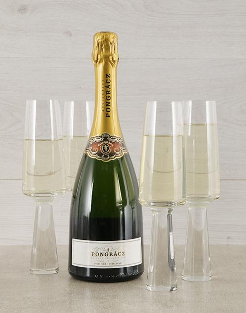 Carrol Boyes Champagne Glasses