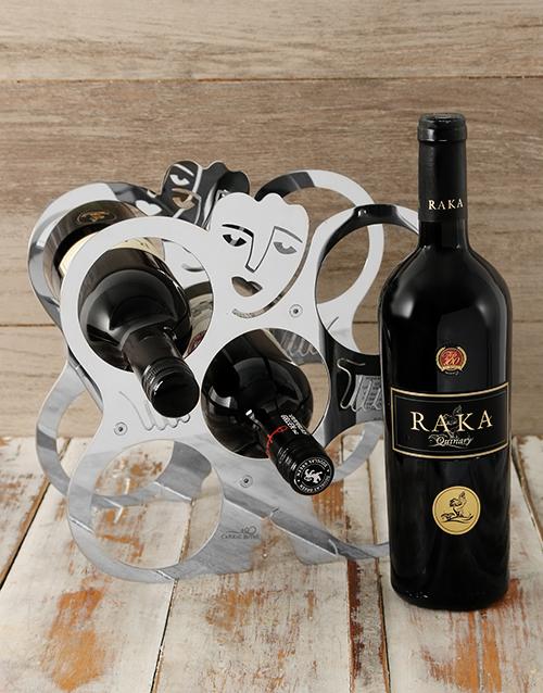 Carrol Boyes Wine Rack