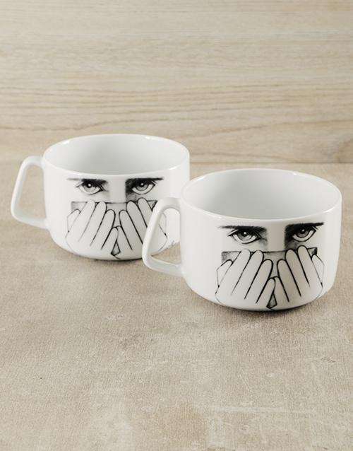 Carrol Boyes Souped Up Soup Mugs