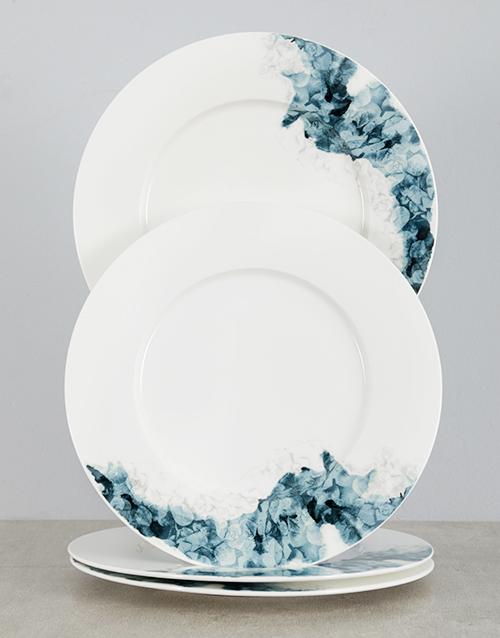 Carrol Boyes Moody Bloom Dinner Plate Set
