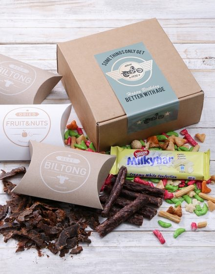 Better With Age Biltong Box