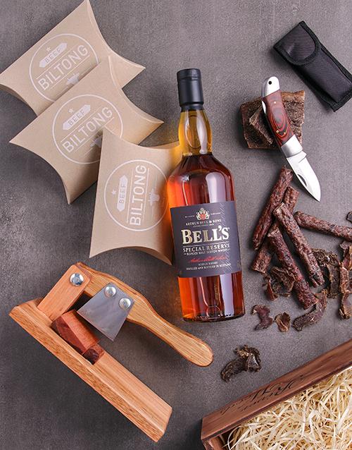Scotch And Biltong Crate