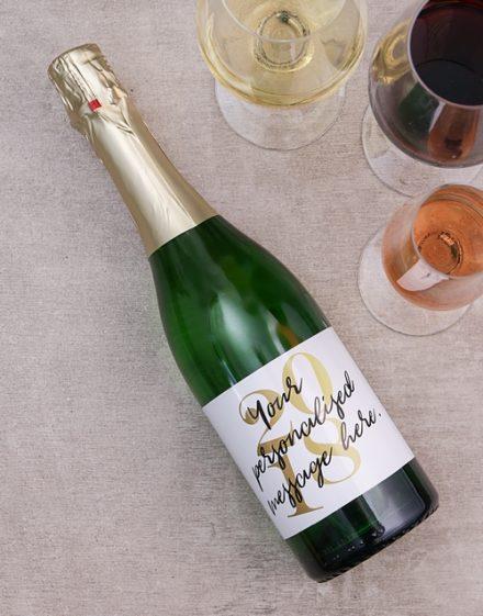 Year Of Personalised Wine