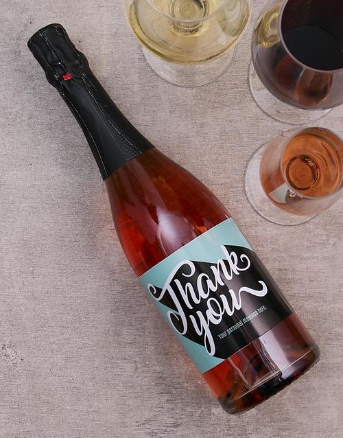 Appreciation Personalised Wine