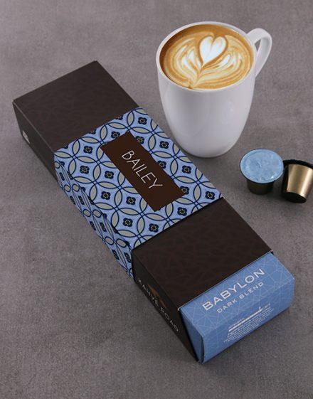 Babylon Kahve Road Personalised Coffee Pods