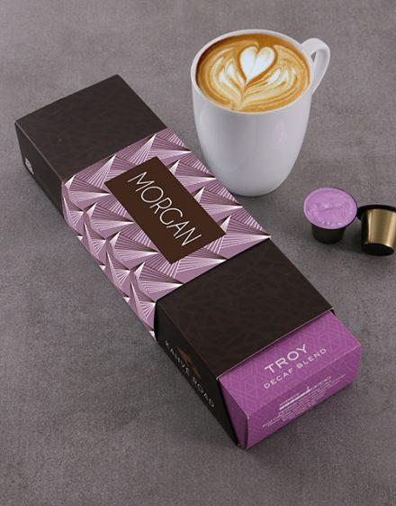 Troy Kahve Personalised Coffee Pods