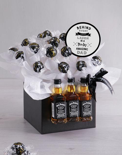 Chocolate and Whiskey Gift Box