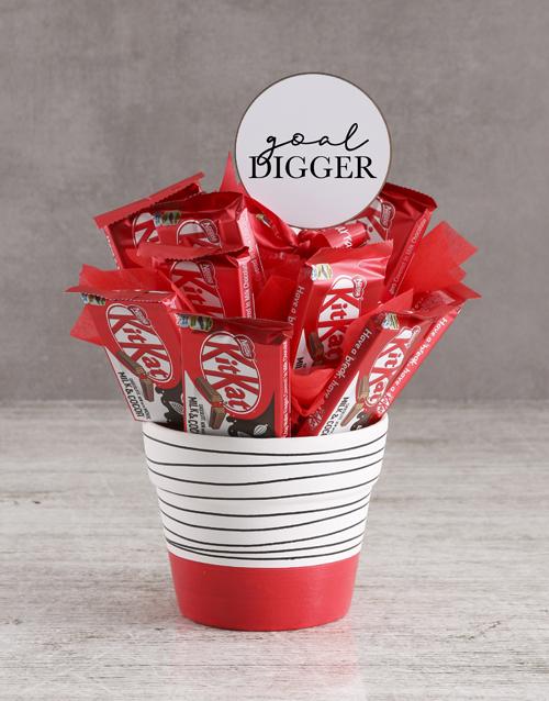 Goal Digger KitKat Arrangement