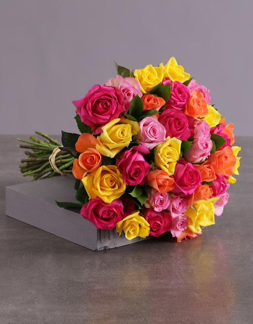 Rosey Revenge Bouquet