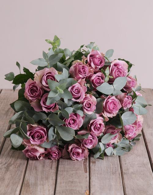 Lilac Passion Bouquet