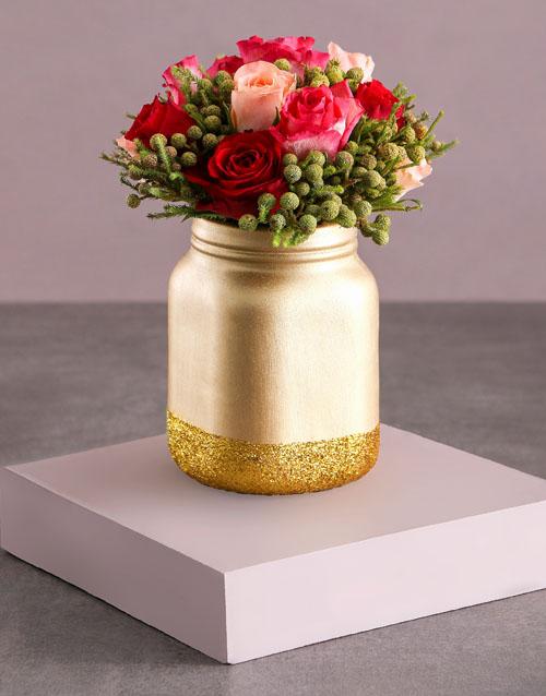 Golden Rose Radiance