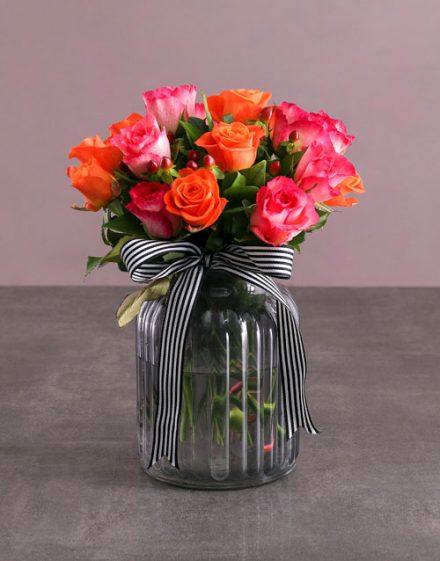 Elegant Rose Arrangment