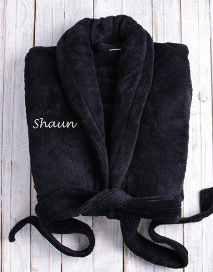 Black Fleece Personalised Gown