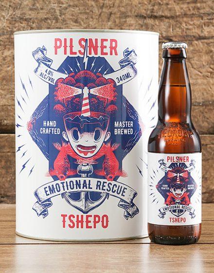 Personalised Emotional Rescue Craft Beer