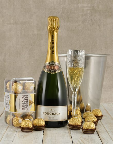 Celebratory Bubbly Gift