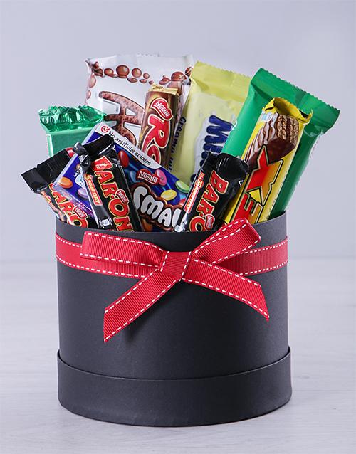 Hat Box Treat Gift