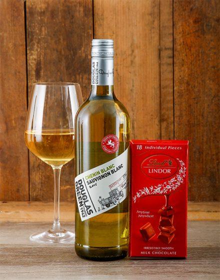 Douglas Wine and Chocolate Gift