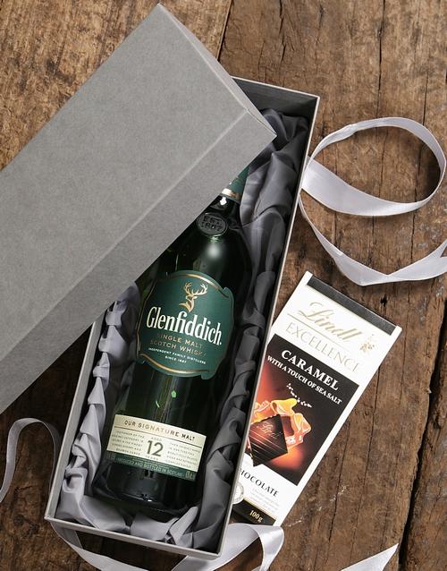 Silver Box of Glenfiddich