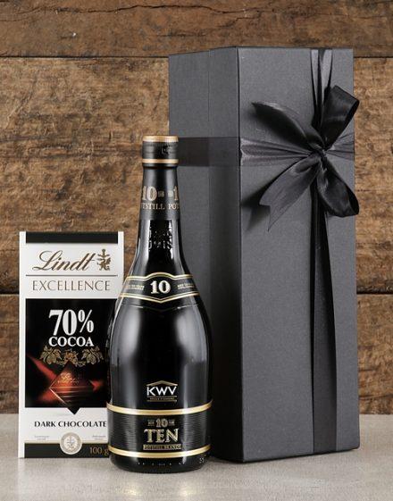 Black Box of KWV Brandy
