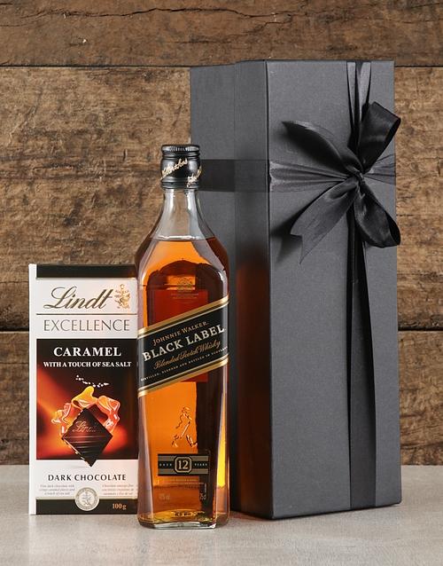 Black Box of Johnnie Walker Black