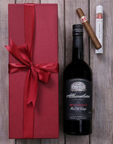 Allesverloren and Cuban Cigar Giftbox