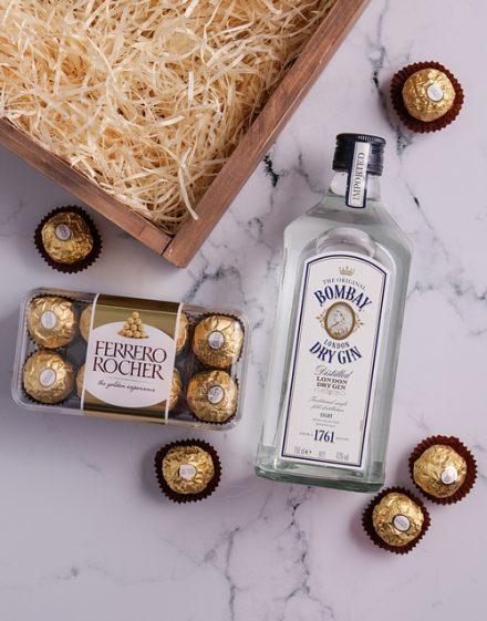 Bombay Dry Gin Hamper