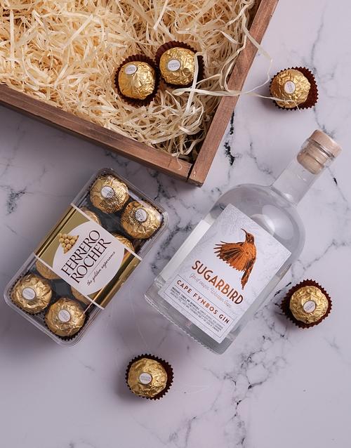 Sugarbird Gin Hamper