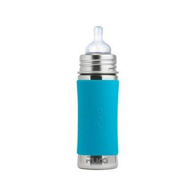 Pura Stainless Aqua Infant Bottle, 325ml