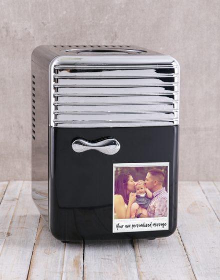 Personalised Polaroid Mini Desk Fridge