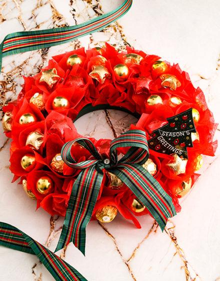 Magical Festive Wreath