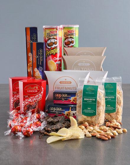 Snack Attack Gift Hamper