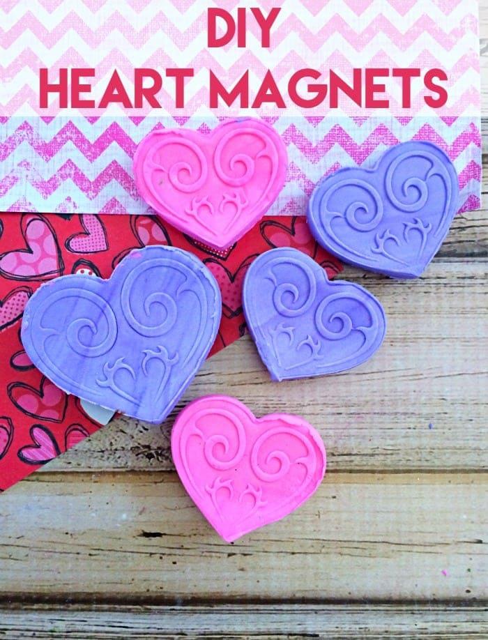 DIY-Heart-Magnets