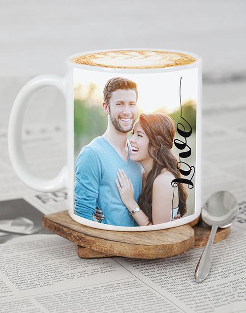 personalised romantic mug