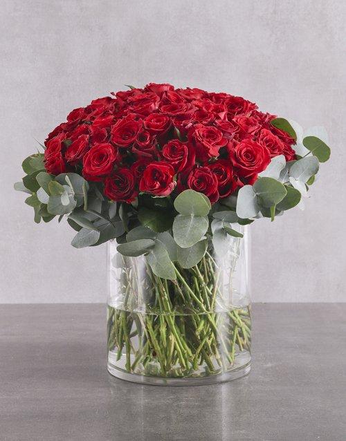 Red Rose Extravaganza