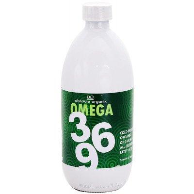 Omega 3:6:9 Oil (6 organic oils, high in Omega 3)
