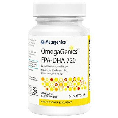Metagenics OmegaGenics EPA-DHA 720 Capsules 60's