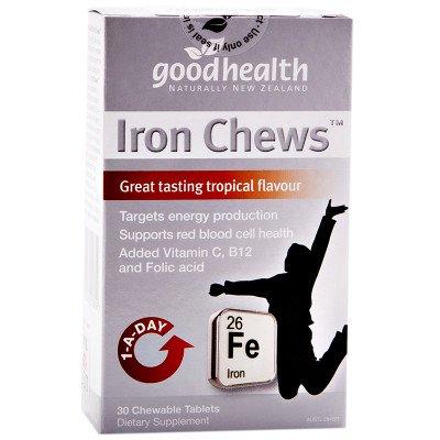 Good Health Iron Chews