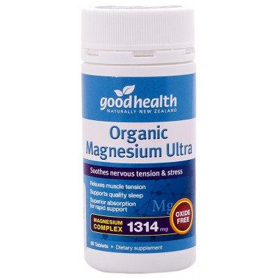 Good Health Magnesium Ultra