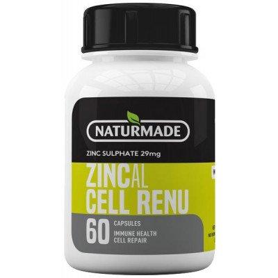 Naturmade Zincal Cell Renu Capsules