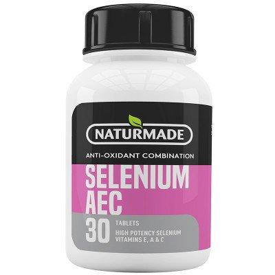 Naturmade Selenium EAC Tablets
