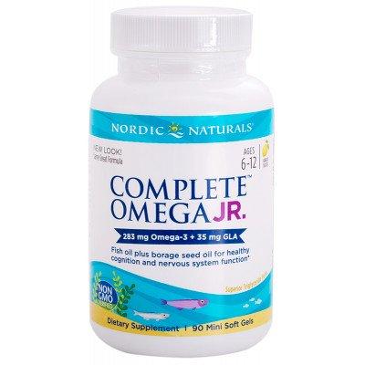 Nordic Naturals Complete Omega Junior 90's